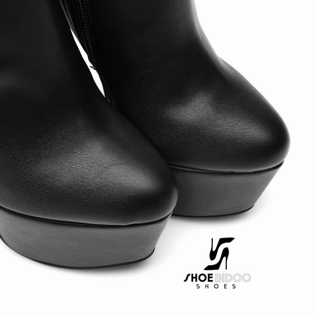 "Giaro Black Giaro ""Destroyer"" ankle boots"