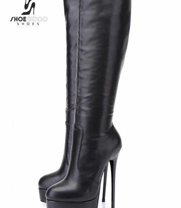 "Giaro Black Giaro ultra ""Galana"" knee boots"