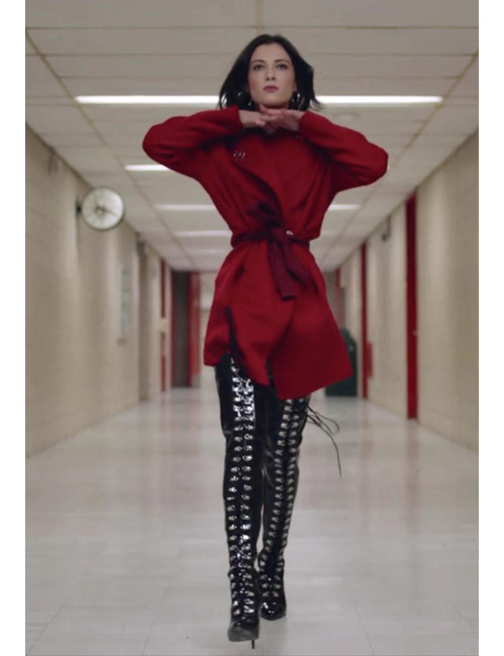 Giaro Bonding high heel dominatrix boots