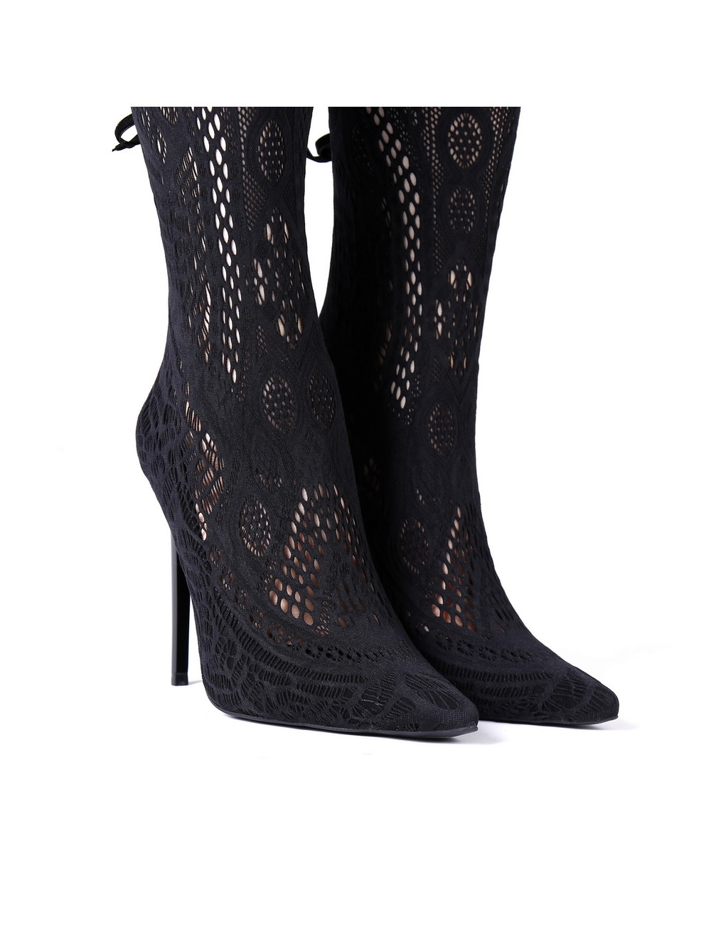 Giaro SARAFINA | BLACK  | THIGH BOOTS | Italian Style