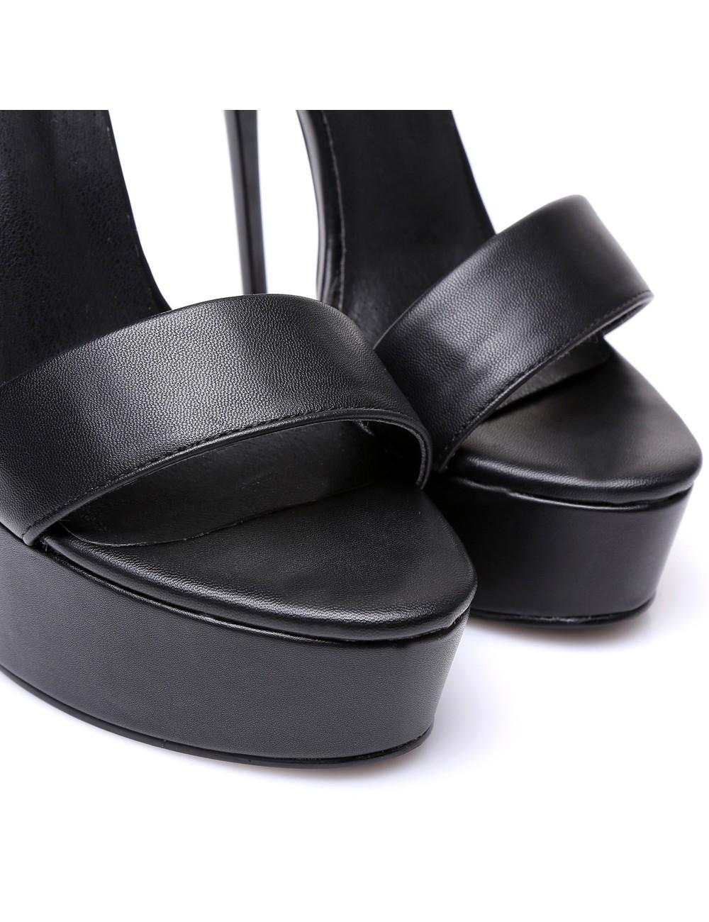 """Giaro Zwarte Giaro """"Galana"""" sandalen"""