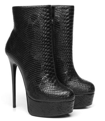 """Giaro Black Snake Giaro """"Galana"""" ankle boots  - new 2020"""