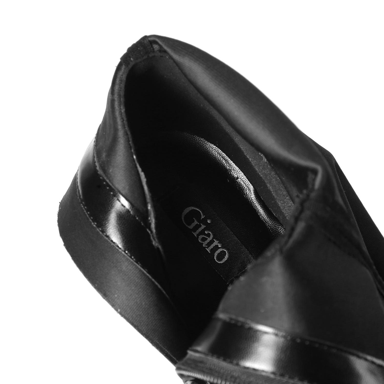 Giaro Giaro VIDA zwarte dijlaarzen profielzolen