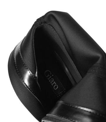 Giaro Giaro VIDA zwarte dijlaarzen met profielzolen