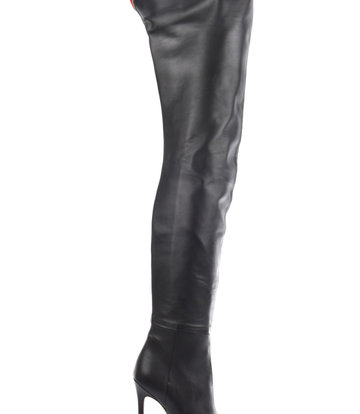 Sanctum High Italian crotch boots VESTA with stiletto heels in genuine leather