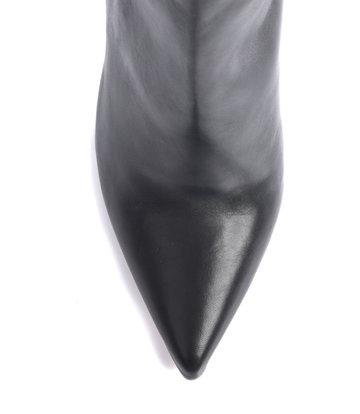 Sanctum Extra hohe italienische Overknee-Stiefel VESTA mit Stilettoabsatz aus echtem Leder