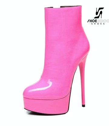 """Giaro Pink Shiny Giaro """"Galana"""" Stiefeletten"""