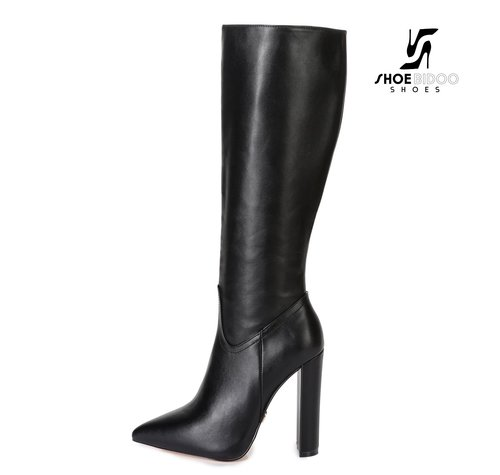 Giaro TAKEN | ZWART | FASHION KNEE BOOTS