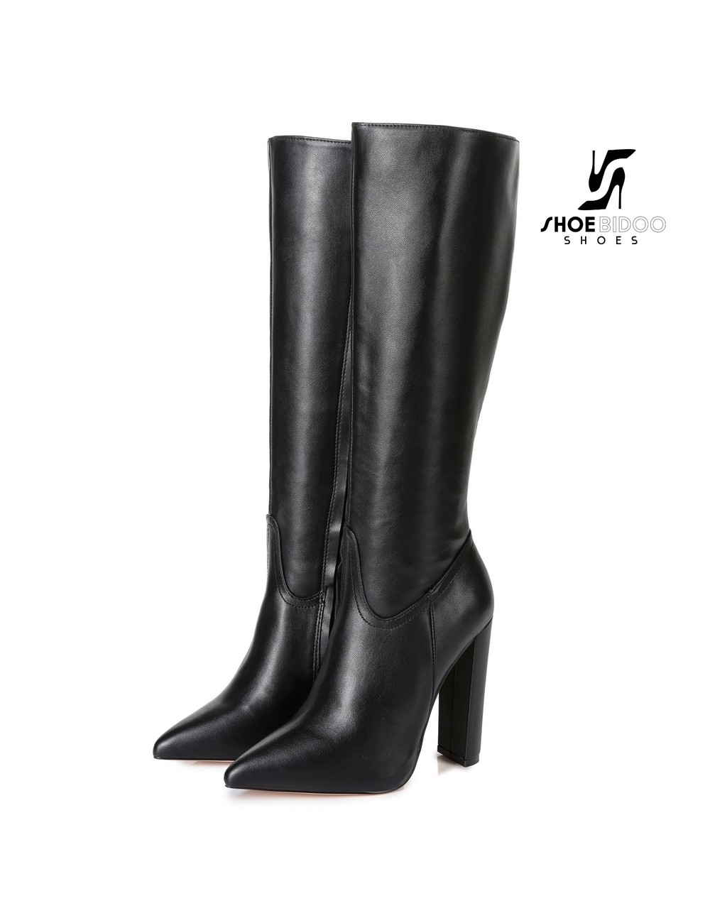 Giaro Giaro fashion knee boots TAKEN in black matte