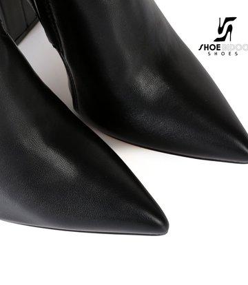 Giaro Giaro fashion knielaarzen TAKEN in zwart mat