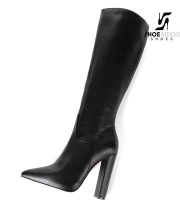 Giaro Giaro Mode Kniestiefel TAKEN in schwarzem