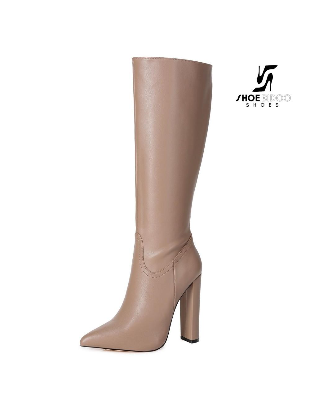 Giaro Giaro fashion knee boots TAKEN in taupe