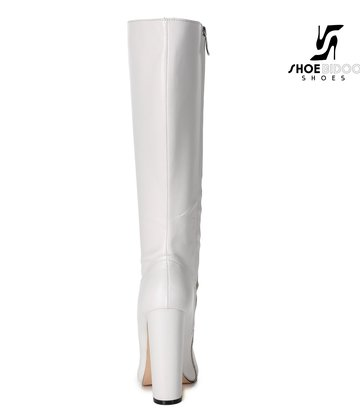 Giaro Giaro fashion knee boots TAKEN in white