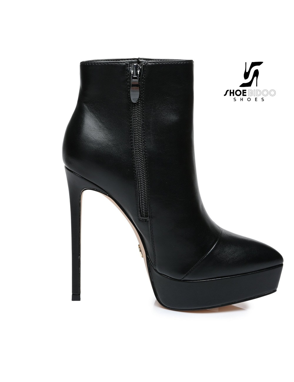 Giaro Giaro Platform Stiefeletten STACK in schwarz