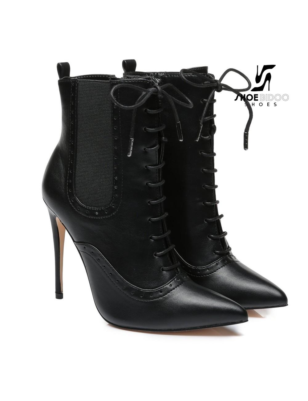 Giaro Giaro ankle boots ADINA in black