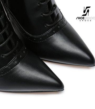 Giaro Giaro enkellaars ADINA in zwart
