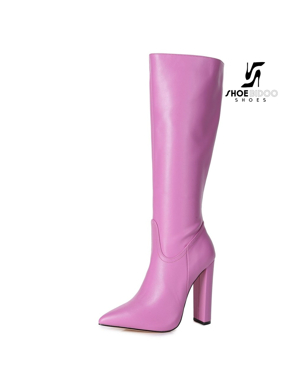 Giaro Giaro fashion knee boots TAKEN in Pink