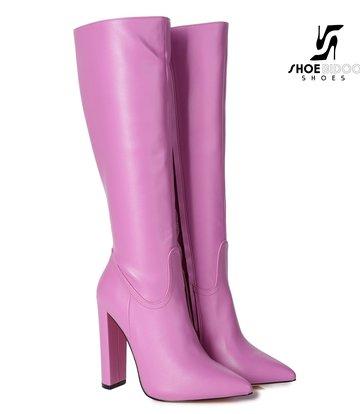 Giaro Giaro Mode Kniestiefel TAKEN in Pink