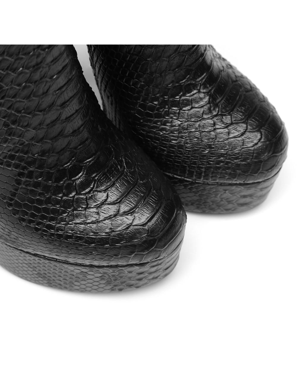 """Giaro Black Snake Giaro """"Galana"""" enkellaarsjes  - OUTLET"""