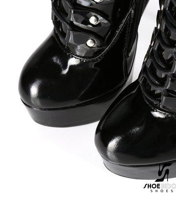 """Giaro Ultra """"Galana MIATLA"""" Ankle Boots zum Schnüren in Schwarz"""