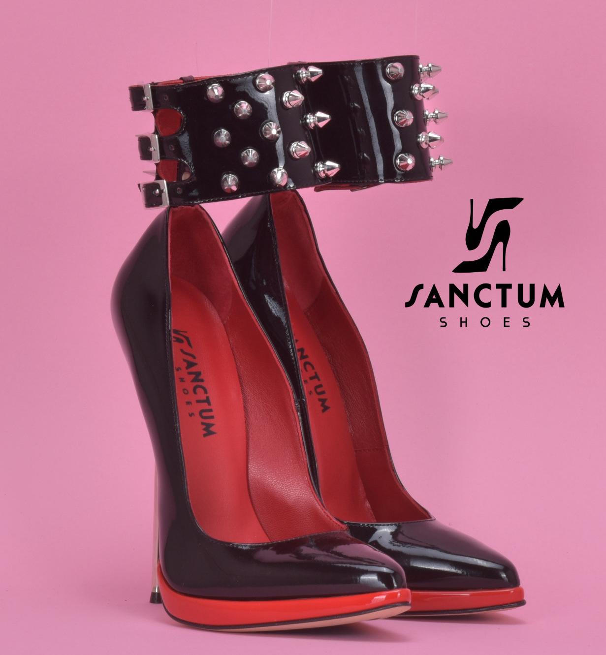 Nieuwe Italiaanse  lakleren pumps en laarzen