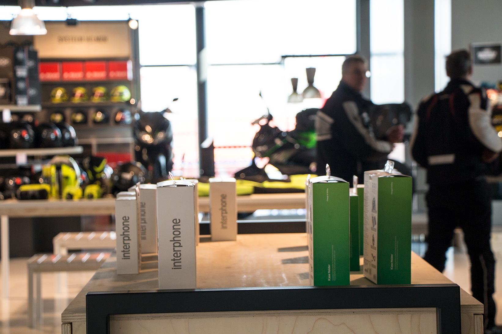 Nog een impressie van Motorkledingcenter Zemst store afbeelding nummer 6