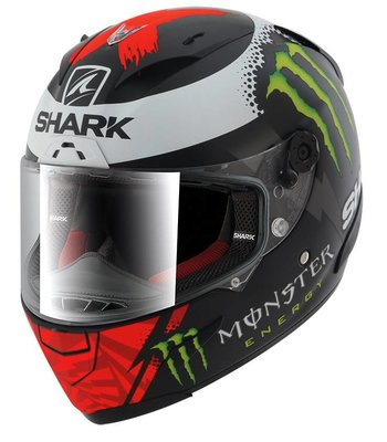 Shark Race-r Pro replica Lorenzo Monster 2017