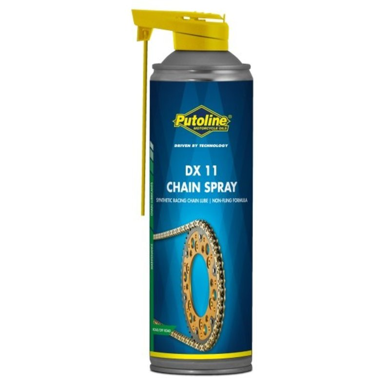 Putoline DX 11 Chain Spray kettingspray 500ml