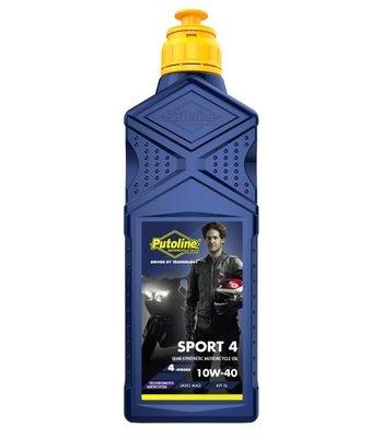 Putoline Sport 4 10-W40 1L