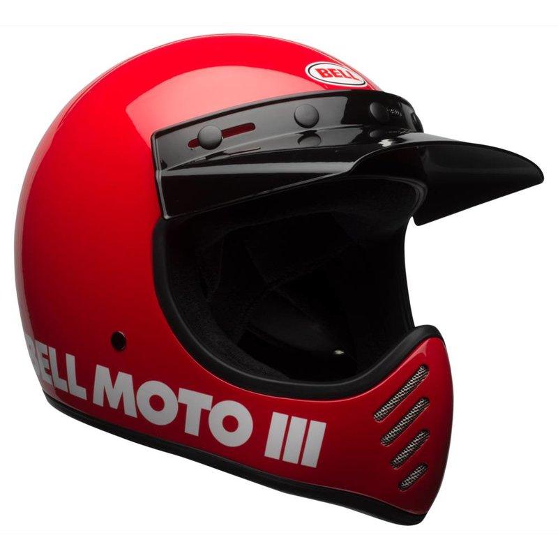 Bell MOTO-3 Classic motorhelm