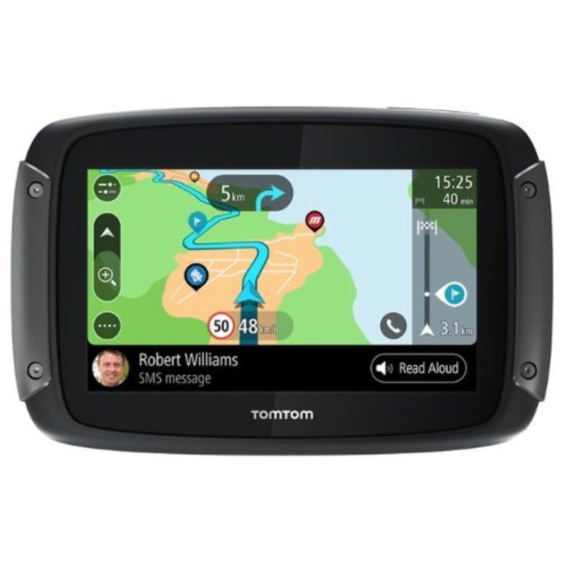 TomTom RIDER 550 World motornavigatie