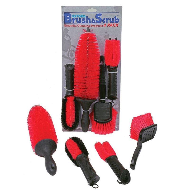 Brush and Scrub