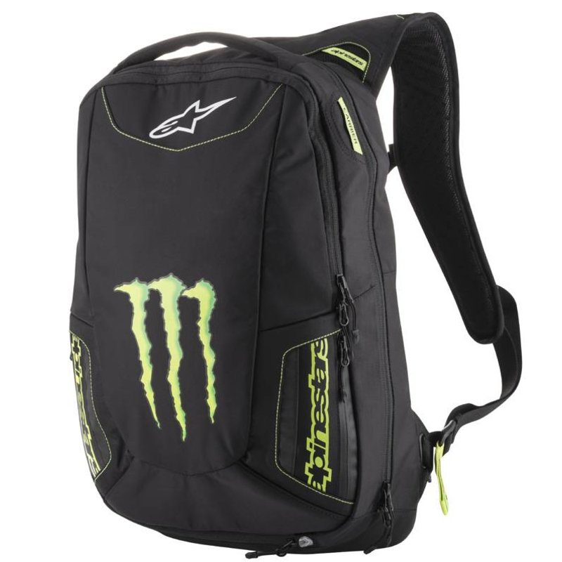 Alpinestars Marauder Monster