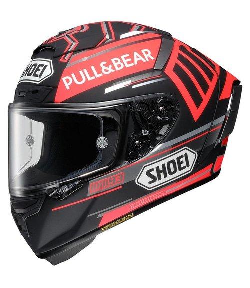Shoei X-Spirit III Marquez Black Concept