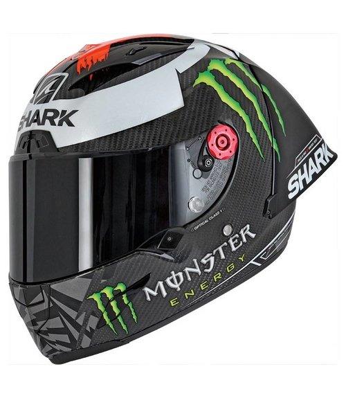 Shark Race-R Pro GP Replica Lorenzo Winter Test