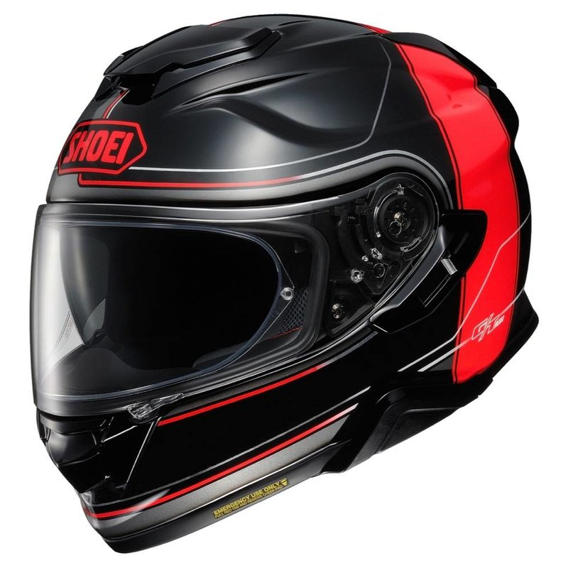 Shoei GT-Air II Crossbar motorhelm