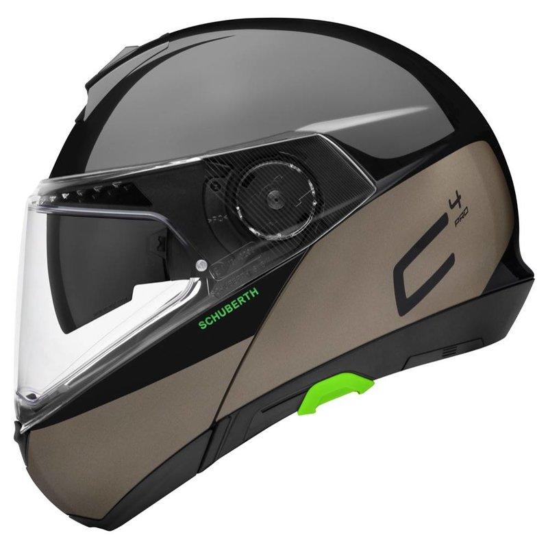 Schuberth C4 Pro Swipe motorhelm