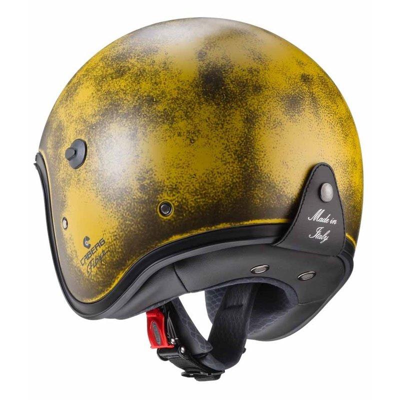 Caberg Freeride Brushed Yellow motorhelm
