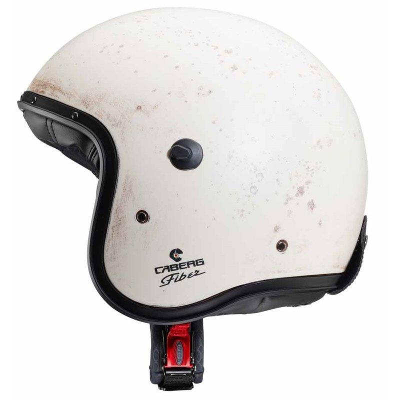 Caberg Freeride Old White motorhelm