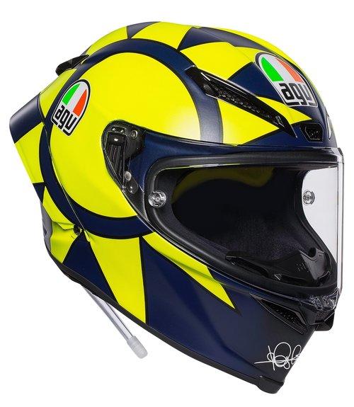 AGV Pista GP RR Soleluna 2019