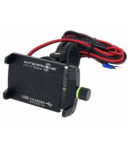 Interphone Motocrab EVO Alu USB