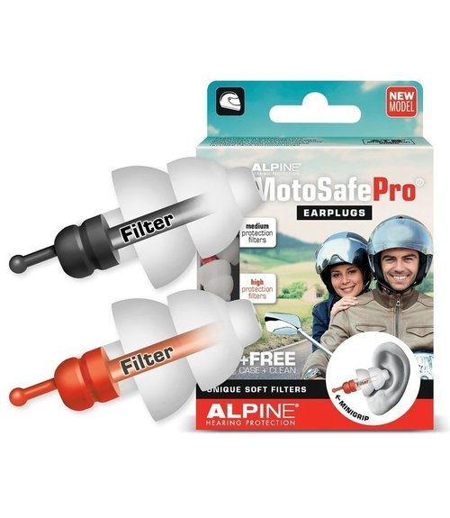 Alpine MotoSafe Pro minigrip