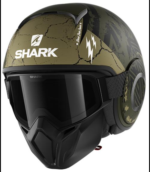 Shark Street Drak Crower