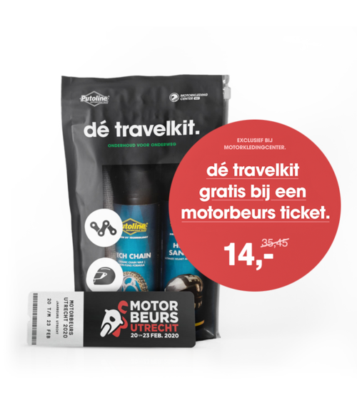 Ticket MOTORbeurs Utrecht 2020