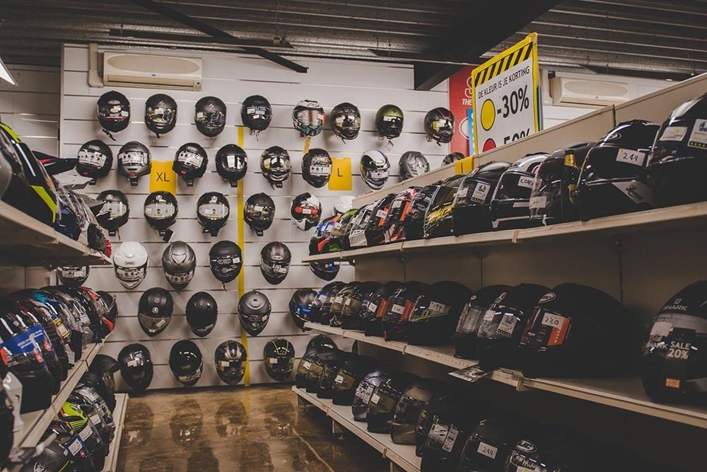 Nog een impressie van Motorkledingcenter Utrecht store afbeelding nummer 1