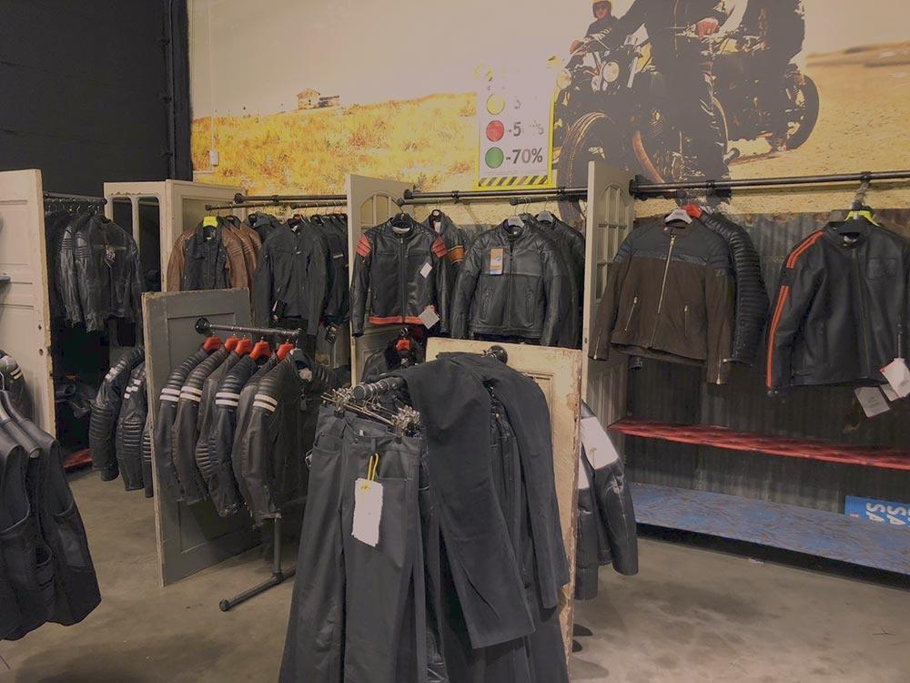 Nog een impressie van Motorkledingcenter Utrecht store afbeelding nummer 3