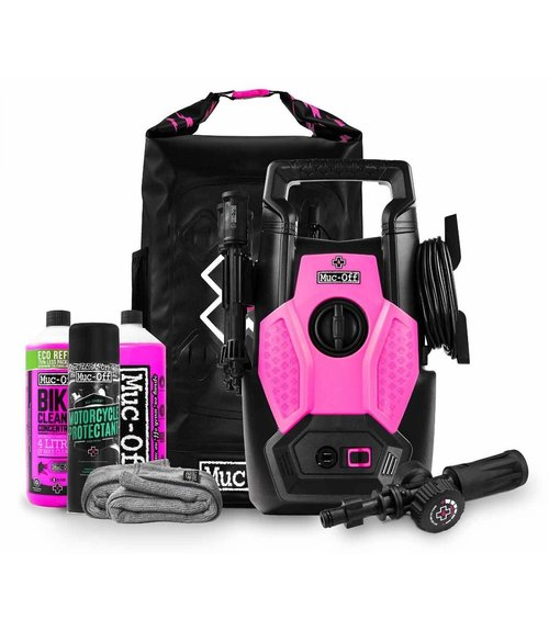 Muc-Off Pressure Washer Motorcycle Bundle