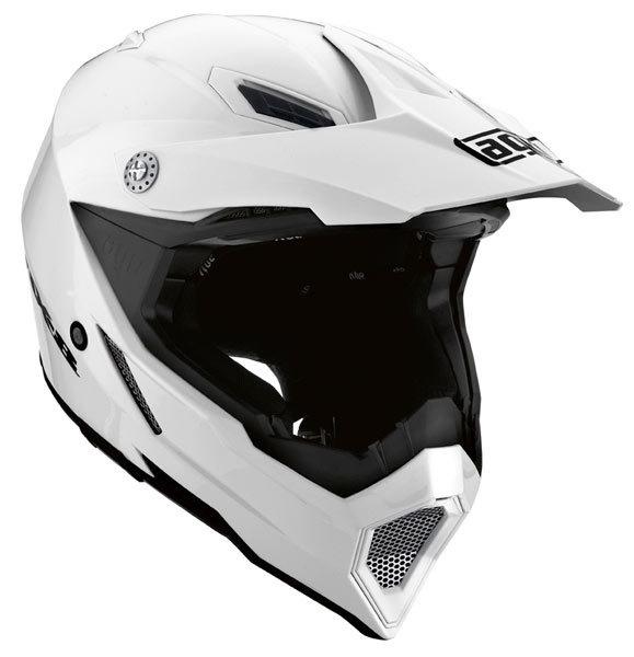 AGV AX-8 Evo Naked Identity Black Yellow Full Face Helmet