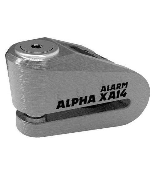 Oxford Alpha Xa14 Alarm Schijfremslot Ø14Mm