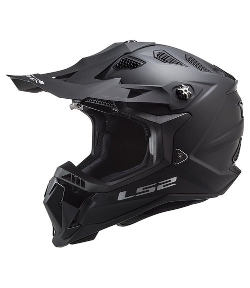 LS2 MX700 Subverter Noir